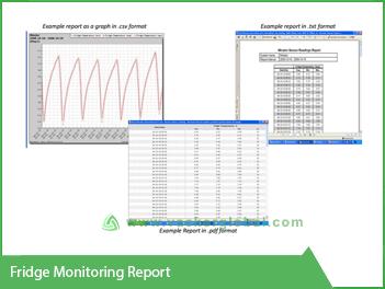 Fridge Monitoring Report Vacker Africa