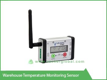 warehouse temperature monitoring sensor vackerglobal