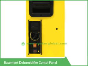 basement-Dehumidifier-control-panel