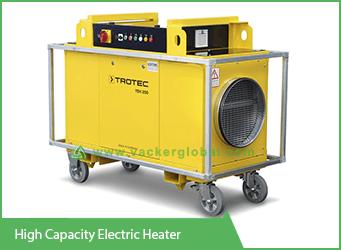 High Capacity Electric Heater Model Teh200 Vacker South
